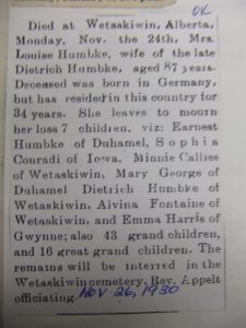 obituary-louise-humbke-1930